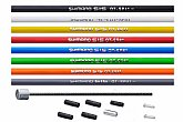 Shimano OptiSlik Road Shift Cable Set