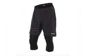 2XU Mens X-CTRL Short 7 w/Compression