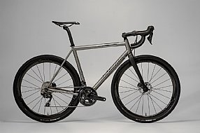 Alchemy Bicycles Chiron Titanium Adventure Bike
