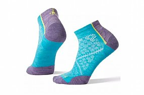 Smartwool Womens PhD Cycle Ultra Light Low Cut Sock