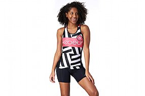 Coeur Sports Womens Courage Tri Tank