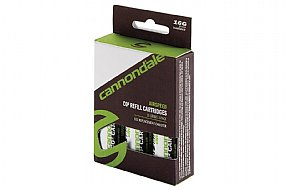 Cannondale 16G Threaded CO2 Cartridges (3-Pack)