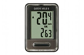 Cat Eye Velo 9 Cyclecomputer VL820