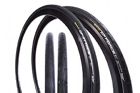 Continental Attack/Force III Clincher Tire Set