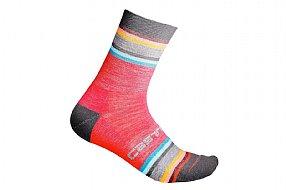 Castelli Womens Striscia 13 Sock