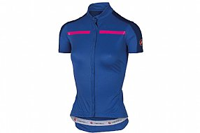 Castelli Womens Ispirata Full-Zip Jersey