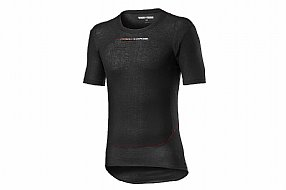 Castelli Mens Prosecco Tech Short Sleeve Baselayer