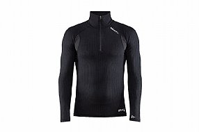 Craft Mens Active Extreme X Zip Long Sleeve Baselayer