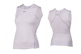 Craft Womens Cool Mesh Superlight Sleeveless Baselayer