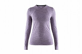 Craft Womens Fuseknit Comfort RN LS