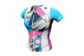 De Soto Womens Skin Cooler Short Sleeve Tri Top 2018