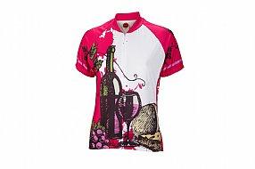 World Jerseys Womens Wine Time Jersey
