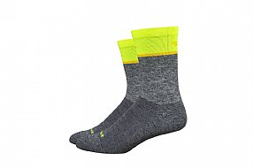 DeFeet Wooleater Comp 6 Inch Sock