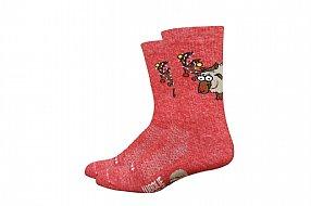 DeFeet Woolie Boolie Comp 6 Inch Sock
