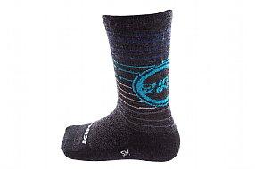 Chris King DeFeet Wooleator Elevate Socks