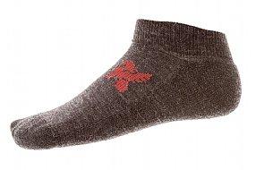 Chrome Ankle Merino Wool Sock (Past Season)
