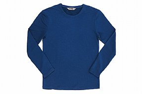Chrome Mens Merino Wool Long Sleeve T-Shirt