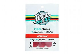 Floyds of Leadville CBD Gems 50mg Total (5 Serving)