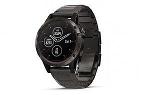 Garmin Fenix 5 Plus Sapphire Full Titanium GPS Watch