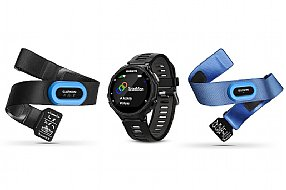 Garmin Forerunner 735XT HR TRI Bundle