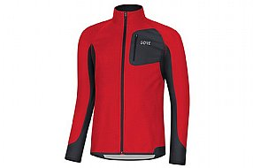 Gore Wear Mens R3 Gore Partial Windstopper Run Shirt