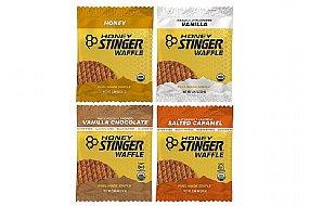 Honey Stinger Organic Stinger Waffle (Mixed Box of 15)
