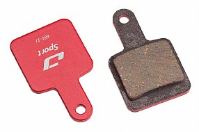 Jagwire Mountain Sport Semi-Metallic Disc Brake Pads