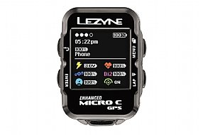 Lezyne Micro Color GPS Cycling Computer