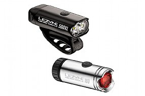 Lezyne Micro Drive 500XL / Micro Drive Rear Light Set