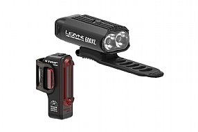 Lezyne Micro Drive 600XL Front / Strip Drive Rear Lights