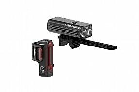 Lezyne Macro Drive 1300XXL / Strip Pro Light Set