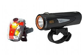 Light and Motion Urban 500 Commuter Combo Light Set