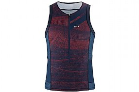 Louis Garneau Mens Vent Tri Sleeveless Jersey