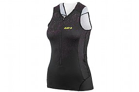 Louis Garneau Womens Pro Carbon Sleeveless Tri Top