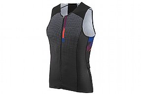 Louis Garneau Mens Pro Carbon Comfort Triathlon Top