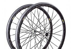 Mavic 2018 Ksyrium Elite Disc UST Wheelset