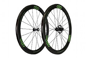 Alto Cycling CC52 Carbon Clincher Wheelset