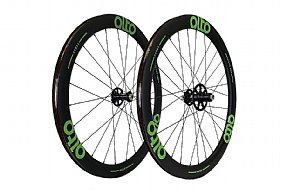 Alto Cycling CCX52 Disc Carbon Clincher Wheelset