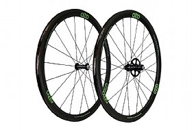 Alto Cycling CC40 Carbon Clincher Wheelset