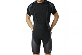 Oakley Mens Aero Bib Shorts