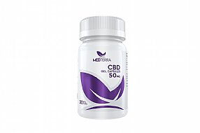 Medterra CBD Gel Capsules (Bottle of 30)