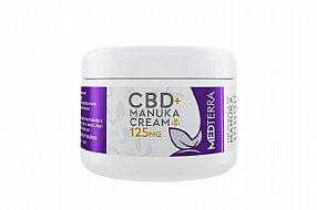 Medterra 125mg Manuka Healing Cream