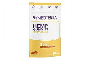 Medterra Stay Alert Hemp Gummies