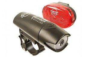 Planet Bike Beamer 1 LED and Blinky 3 Set