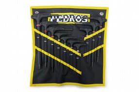 Pedros Pro TL Hex and Torx Set II
