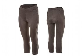 Pearl Izumi Womens Sugar Thermal 3/4 Cycling Tight (Knicker)
