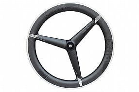 PRO 3-Spoke Carbon Front Clincher Wheel