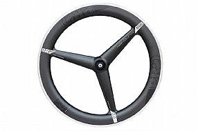 PRO 3-Spoke Carbon Front Clincher Wheel