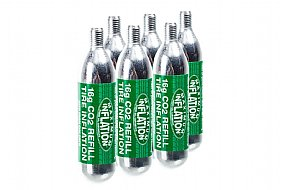 ProCorsa 16g Threaded CO2 Cartridge (6-Pack)