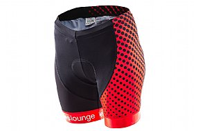 ProCorsa Womens Athletes Lounge Tri Shorts